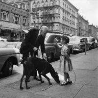 Vivian Maier, 'New York, NY', ca. 1955
