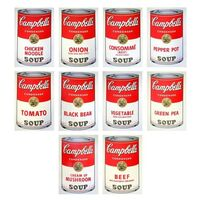 Andy Warhol, 'Soup Can Series I', 1990-2020