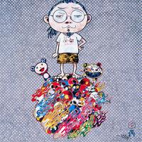 Takashi Murakami, 'Me and the Mr. DOBs', 2013