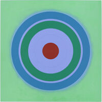 Kenneth Noland, 'Mysteries: Excavate the Past', 2001