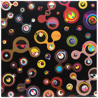Takashi Murakami, 'Jellyfish Eyes /Black 4', 2006