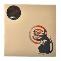 Banksy, 'DIRTY FUNKER FUTURE (Radar Rat Brown Cover Record)', 2008
