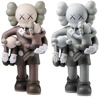 KAWS, 'KAWS Clean Slate Set of 2 (KAWS Clean Slate Companion) ', 2018