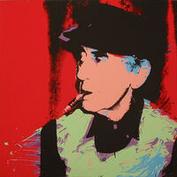 Andy Warhol, 'Man Ray II.148', 1974