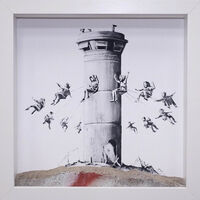 Banksy, 'Walled Off Hotel Box Set #1199', 2017-2018