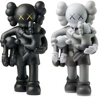 KAWS, 'KAWS Clean Slate Set of 2', 2018
