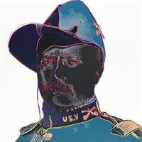 Andy Warhol, 'C & I: Teddy Roosevelt, II.386', 1986