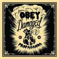 Shepard Fairey (OBEY), '50 Shades of Black Box Set: Damaged ', 2014