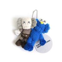 KAWS, 'Seeing/Watching Companion & BFF Keychain, 2018', 2018