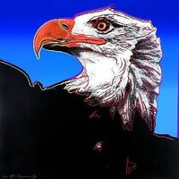 Andy Warhol, 'Bald Eagle (F&S.II.296)', 1983