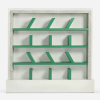 Ettore Sottsass, 'Survetta bookcase', 1981