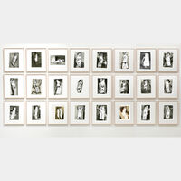 Richard Prince, 'New Figures (Portfolio of 24)', 2014