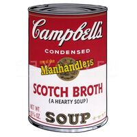 Andy Warhol, 'Scotch Broth Soup, from Campbell's Soup II', 1969