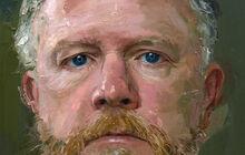 The Artist in his Studio | Colin Davidson in focus