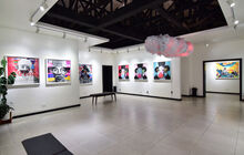 HYPERFLUX: A Solo Contemporary Art Exhibition By Williams Chechet