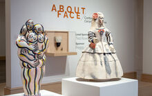 About Face: Contemporary Ceramic Sculpture