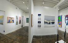 Sugar Coated Beach Culture at Artplex Gallery