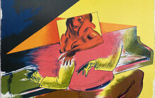 POP SEXY: ALLEN JONES PRINTS 1985 to 1995- A TEN YEAR COLLABORATION WITH MASTER PRINTER TOBY MICHEL OF ANGELES PRESS
