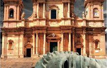 Mitoraj. Noto e i Siti UNESCO siciliani