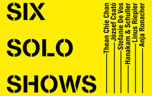 Six solo shows