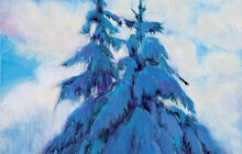 Paintings by Jim Schantz and Ceramics by Miraku XV and Hisaaki Kamei