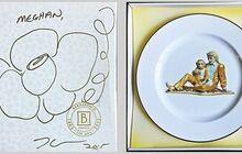 Artists Skates, Plates & Design Objects
