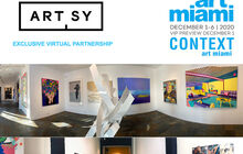 JoAnne Artman Gallery at CONTEXT Art Miami 2020