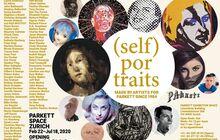 (SELF) PORTRAITS Portraits & Self-Portraits made by Artists for Parkett since 1984