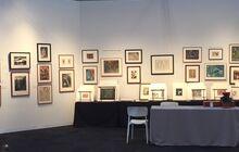 Susan Teller Gallery at IFPDA Fine Art Print Fair Online Fall 2020