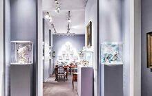 Langeloh Porcelain at HIGHLIGHTS International Art Fair Munich 2020