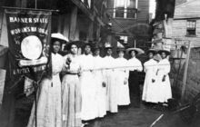 Remembering the Suffragists, 100 years of Women Voting in the United States