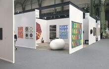 Galerie Andres Thalmann at Art Paris 2020