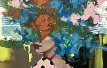 """""""BLOOM"""" An Exclusive Online Exhibition-Featuring ANNA KINCAIDE + AMERICA MARTIN"""