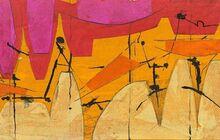 American Abstraction: Beatrice Mandelman and Jeffrey Wasserman
