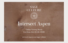 Sage Culture at Intersect Aspen 2020
