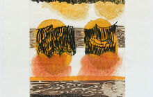 Per Kirkeby: Cave and Chalice. Prints and Monotypes