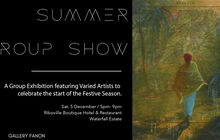 Summer Group Exhibition at Riboville