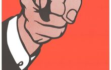 Juxtaposing Lichtenstein & Indiana
