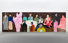 Zhao Gang 21st: Supports / ColorLumps as Anthropography of History