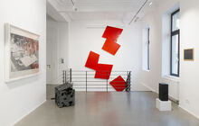 »Leidenschaft ist unser Antrieb« | Works from the collection Kunstraum am Limes