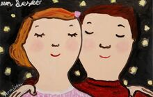 Eva Armisen: Declarations of Love and Togetherness