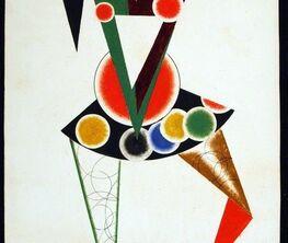 Russian Avant-Garde Theatre: War, Revolution and Design, 1913 - 1933