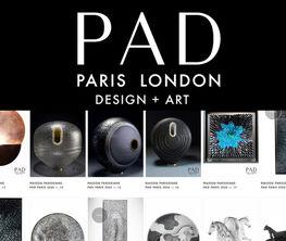 PAD Paris London Design Art Online