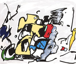 "Eddie Martinez ""About Color"""