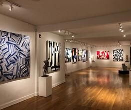 "Exhibit Cecil TOUCHON - ""New Works"""