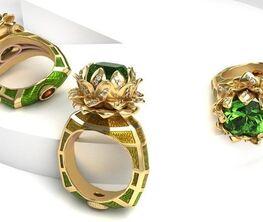 Joseph Charles Jewelry x Borgia, Inc.