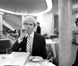 Captured: Andy Warhol in Rare Photographs by Robert Levin