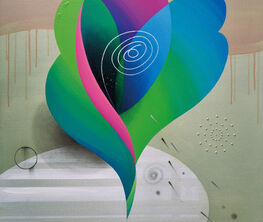 Cliff Tseng: Recent Paintings 2021