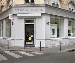 Galerie Berthet-Aittouarès at LE PARIS