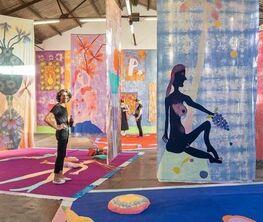 La conquista del reino de los miedos / Celina Eceiza at Movil Contemporary